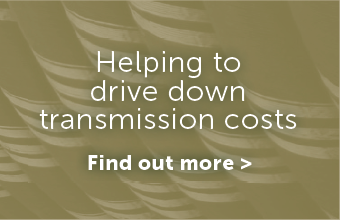Helping to drive down transmission costs